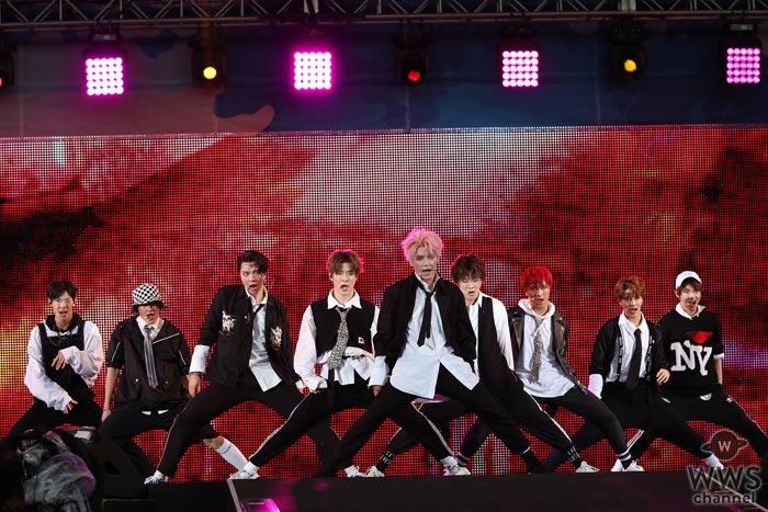 NCT 127がa-nationに初参戦!日本での人気の高さを証明する大歓声を会場に響き渡らせる!