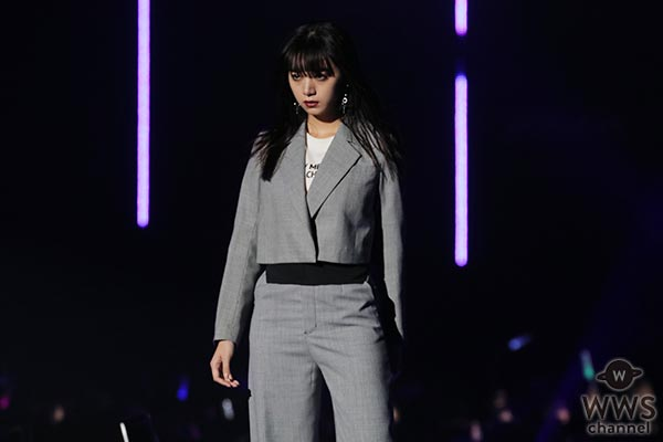 池田エライザが東京ガールズコレクション 2017 A/Wで大人クールな姿を見せつけオーディエンスを魅了!