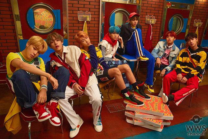 BTS(防弾少年団)、米ビルボード 'ビルボード200' 7位 !韓国アーティストのアルバムの中一番高い記録!さらに、アルバムリード曲「DNA」がビルボードHOT 100 初ランク・イン