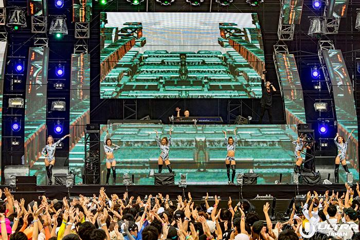 人気急上昇中のCYBER JAPAN DANCERSが4年連続となるULTRA JAPAN へ 出演!圧巻のセクシーなダンスパフォーマンスで魅せる!
