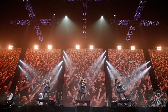 "BABYMETALが大阪城ホールで「巨大キツネ祭り in JAPAN」を開催!SU-METAL の生まれの聖地・広島で初の凱旋&成年を迎える""洗礼の儀""開催発表!!"