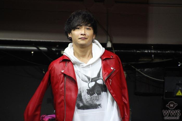 時人、まきのたつや、朋、REV、山中夕葵が『TSC Vol.6』ファッションショーで個性あふれる男の魅力を振りまく!