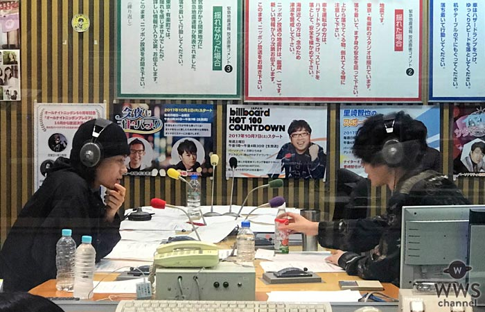 米津玄師と菅田将暉がオールナイトニッポンに出演!『灰色と青』でのコラボで話題騒然の二人が初の対談!「菅田くんじゃないと絶対ダメだなと思ったの」