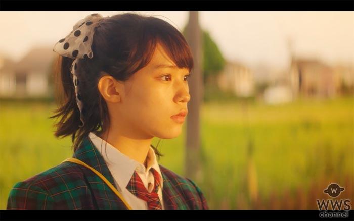 期待の新人女優・南沙良がREBECCA17年ぶりの新曲でMV初主演!「運命を感じてしまいました」