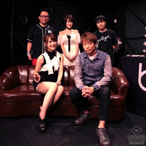 EXILE 黒木啓司の音楽番組にアニソン界の歌姫・May'nが登場!普段は見られないMay'nの素顔満載の内容!