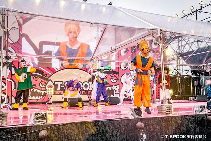 超特急、キュートで本気のドラゴンボールの仮装でT-SPOOK2017に登場 「セクシーで格好良い曲とハロウィンにぴったりな曲」に「キャー♡」