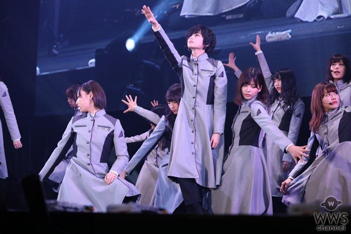 欅坂46がTGC北九州2017に登場!圧巻のパフォーマンスで新曲『風に吹かれても』など披露!