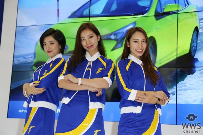 【写真特集】華麗なる美女コンパニオン達が第45回東京モーターショーを盛り上げる!