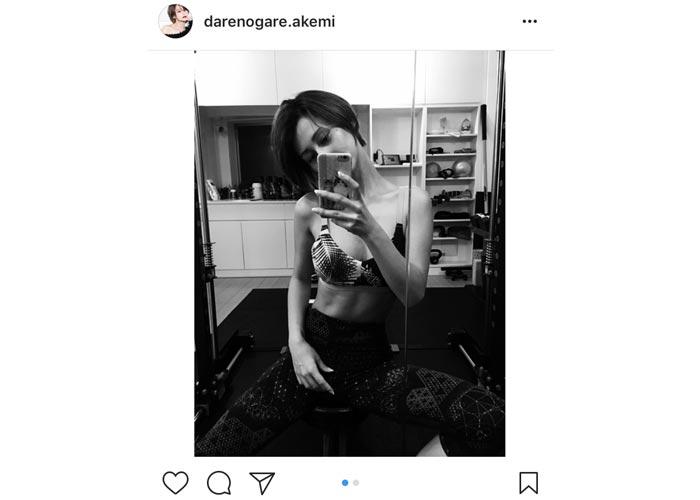 ダレノガレ明美がセクシーで美しいボディラインを披露!「理想的なスタイル」と賞賛の声!