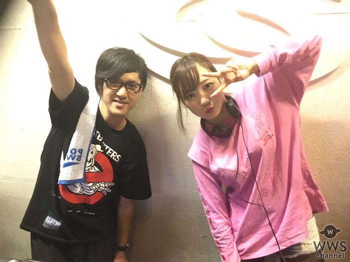 夢みるアドレセンス京佳がDJ KYOUKAとして東京EDGE-CRUSHERに出演!DJ和もステージに飛び入り参加し、ハロウィンの週末をロックで盛り上げる!