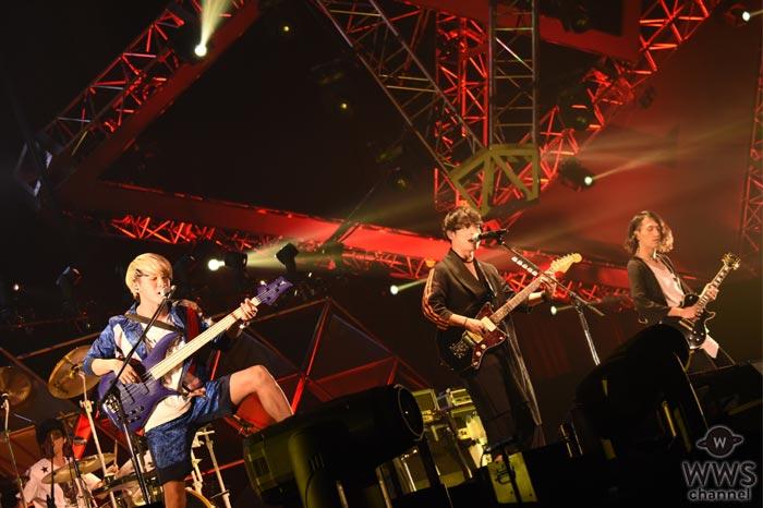 【ライブレポート】THE ORAL CIGARETTESがさいアリでワンマン!?テレビ朝日ドリームフェスティバル2017