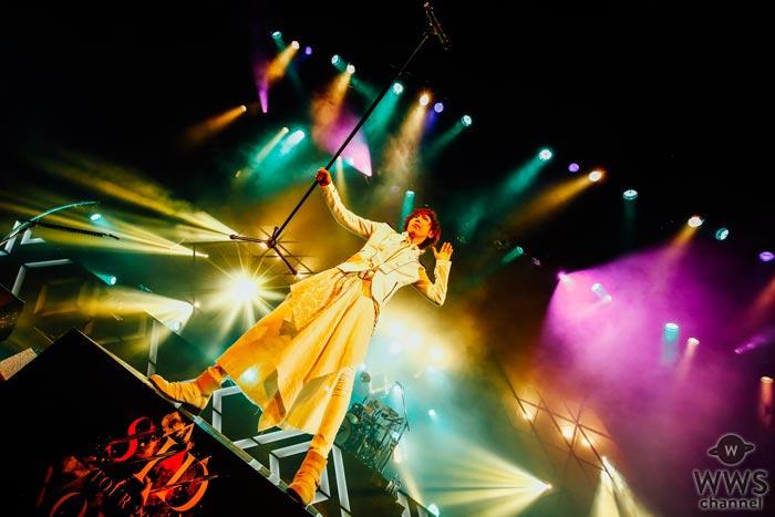 シドが『SID TOUR 2017「NOMAD」』 東京国際フォーラム公演開催!「ファンのみんなと一緒に歩いていこうと思います。」シドが『SID TOUR 2017「NOMAD」』 東京国際フォーラム公演開催!「ファンのみんなと一緒に歩いていこうと思います。」