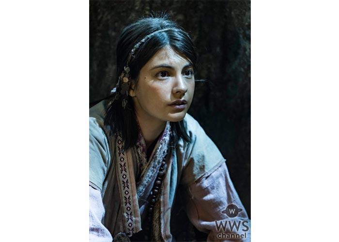マギーがNHK大河ファンタジー『精霊の守り人〜最終章〜』で女優デビュー!「今の自分にできることを最大限やろう!という気持ちで挑みました」
