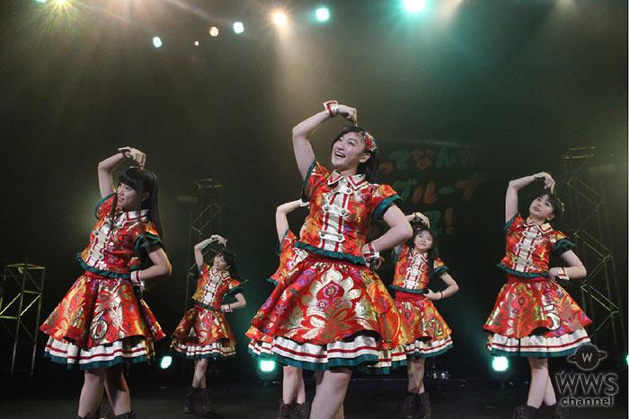 エビ中、秋のワンマンコンサートTOURスタート!11月8日発売の新曲も初披露!