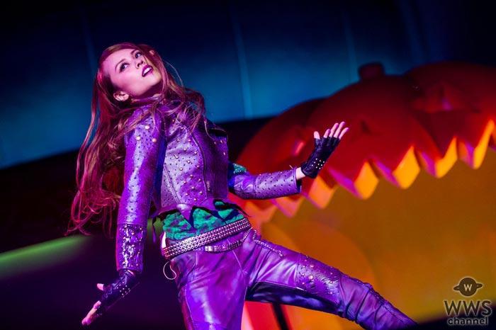 Miracle Vell Magicが妖しくもパワフルな一夜限りの「ディセンダント」ライブを開催!
