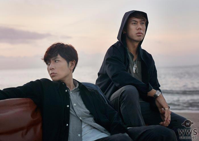 CHEMISTRYが再始動シングル『Windy/ユメノツヅキ』のジャケット公開!アニメ『将国のアルタイル』EDテーマとして今夜より放送開始!