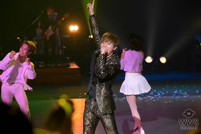 BIGBANG D-LITEが【DなSHOW Vol.1】舞浜アンフィシアター公演で新曲2曲を初披露で2170人超満員の会場を熱狂!