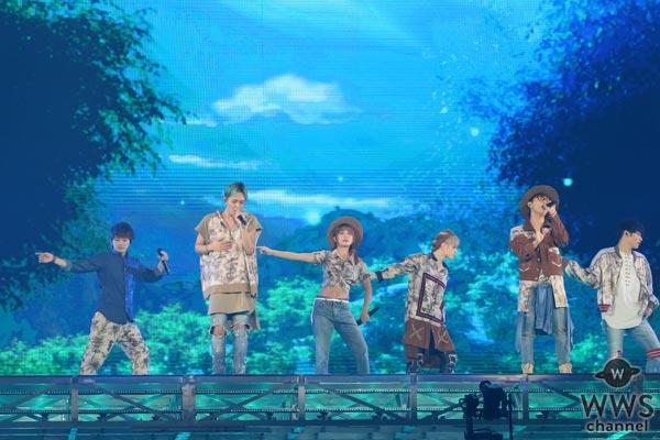 【ライブレポート】AAAが東京ドームで11歳最後のライブ!「これからも力を合わせて頑張っていきます」