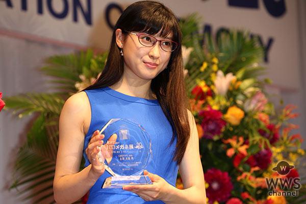 欅坂46、土屋太鳳らが可愛いすぎる眼鏡姿で登場!第30回 日本 メガネ ベストドレッサー賞表彰式開催!