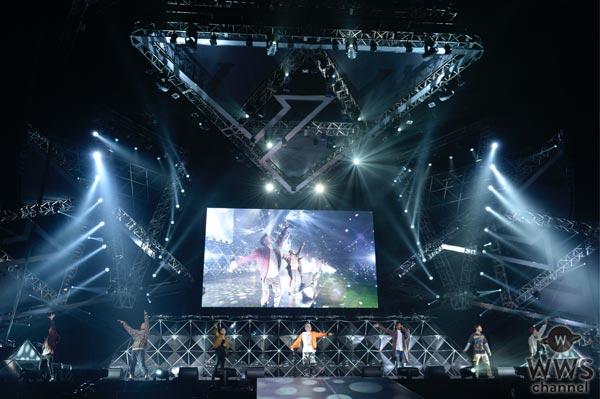 【ライブレポート】GENERATIONSが『テレビ朝日ドリームフェスティバル 2017』初日のトリを務める!「歌って踊って騒いで最高の思い出作りましょう!」