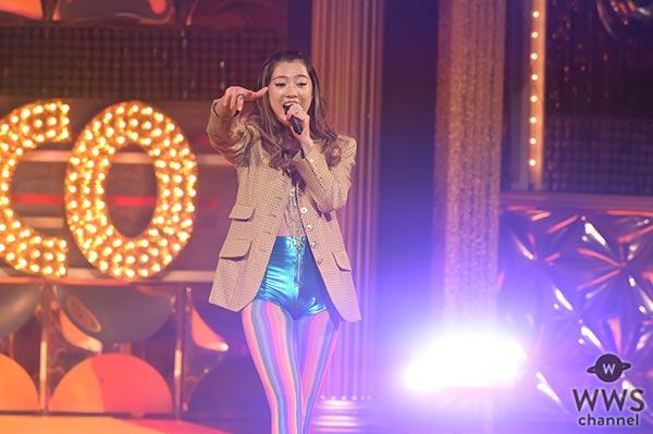 スダンナユズユリーが『ViVi Night』に登場!圧巻のパフォーマンスで会場を熱狂の渦へと巻き込む!