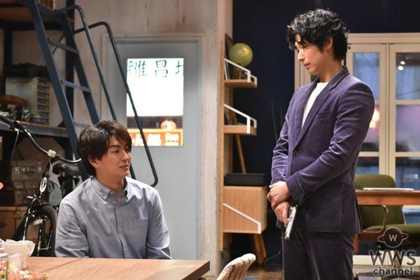 稲葉友が、ディーン・フジオカ・武井咲W主演ドラマ『今からあなたを脅迫します』に出演!「今までに演じたことのない意外性に溢れた役どころでした」