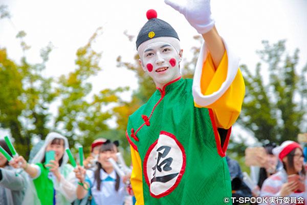 【写真特集】超特急がT-SPOOK2017パレードに可愛いすぎる『ドラゴンボール』の仮装姿で登場!