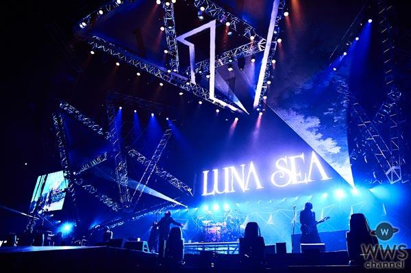 【ライブレポート】LUNA SEAがテレビ朝日ドリームフェスティバル2017の2日目のヘッドライナーで登場!奇跡のセットリストで重鎮バンドの底力を魅せつける!