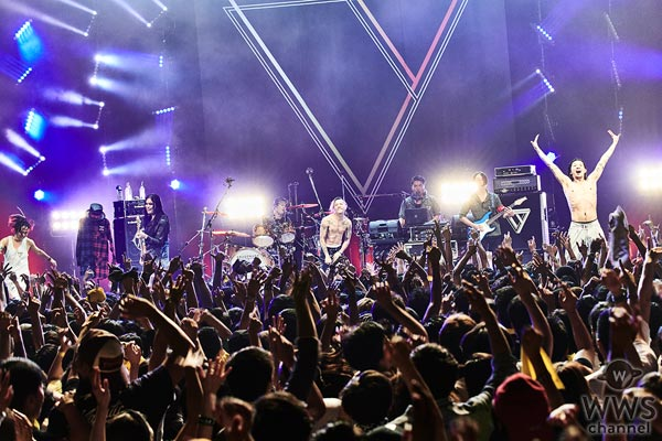 Dragon AshがZepp Tokyoでアルバムツアー・セミフィナル開催!「ライヴハウスは自由な場所だ。全部解き放ってくれ!」