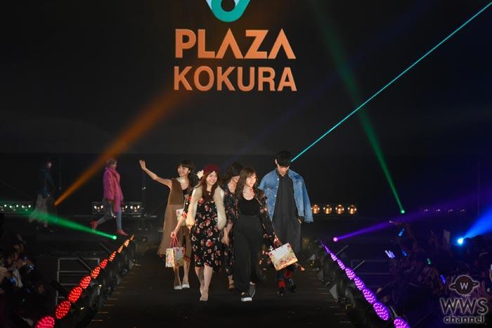 乃木坂46 白石麻衣、西野七瀬、松村沙友理らがTGC北九州2017に登場!美しさと可愛らしさでランウェイを彩る!