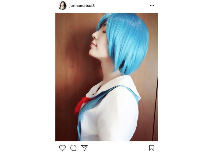SKE48 松井珠理奈が超絶可愛いコスプレ姿を連発!「珠理奈さん 最高です!いや 最強です!」と絶賛の声!
