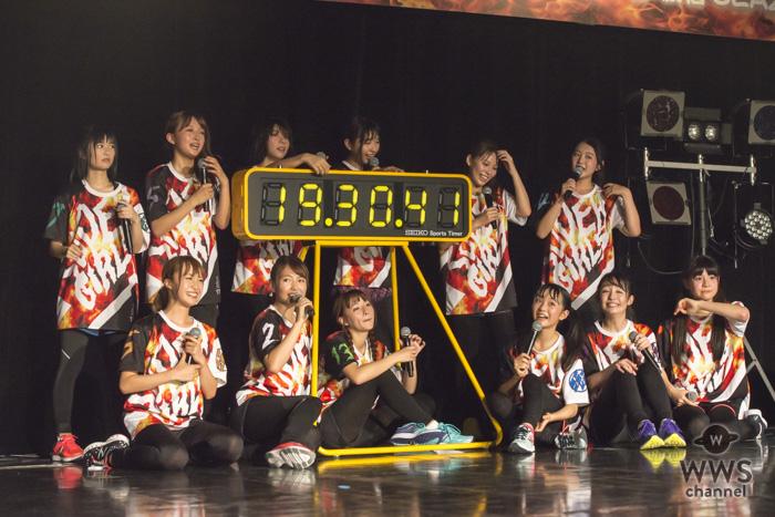 【ライブレポート】SUPER☆GiRLS、MC無しの60分ノンストップライブを圧倒的パフォーマンスで駆け抜ける!