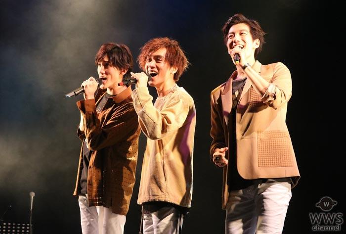 植原卓也、平間壮一、水田航生によるプレミアムイベント『3LDK presents MUSICAL SHOWCASE』開催!