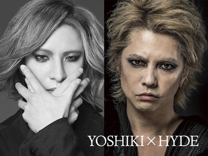 YOSHIKI緊急出演決定! VAMPS主宰「HALLOWEEN PARTY 2017」で『YOSHIKI×HYDE』奇跡のコラボ再び実現!