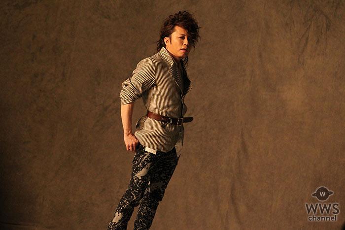 【メイキング写真】西川貴教がスリムな肉体美が際立ったコーディネートで登場!地球ゴージャスプロデュース公演Vol.15「ZEROTOPIA」