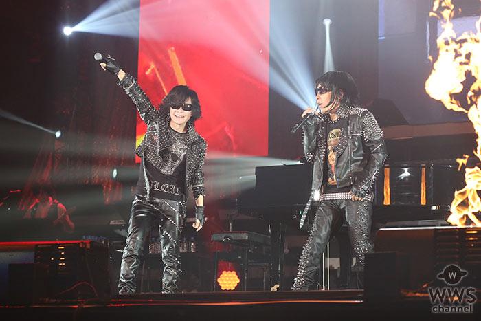 X JAPAN Toshlがオールナイトニッポン歌謡祭をXジャンプで締めくくる!「オールナイトニッポン最高だ!」1万2000人のオーディエンスを魅了!
