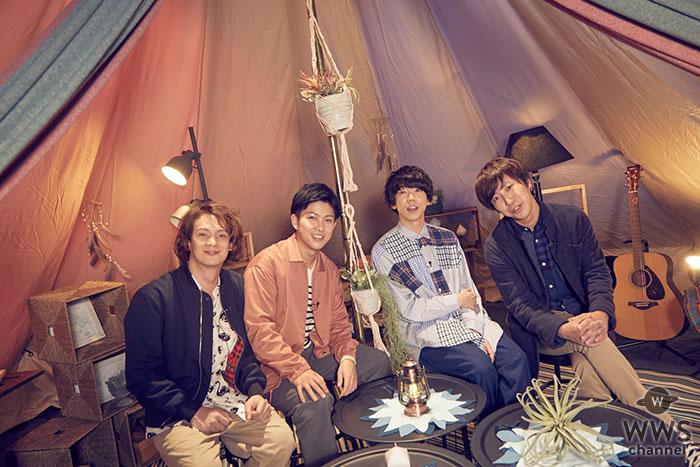 スペースシャワーTVにて、sumikaのレギュラー番組がスタート!感覚ピエロ、Czecho No Republicらのゲスト出演も!