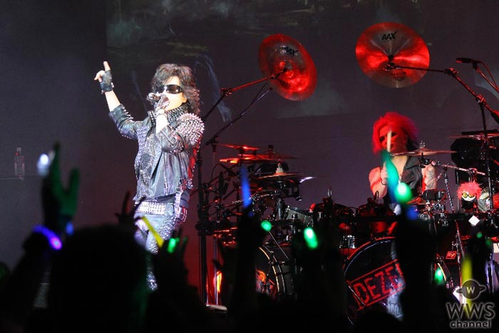 Toshl(X JAPAN)単独ライブ!『Toshl バレンタインROCK祭り!VISUAL ROCK NIGHT』の特番がBSフジで放送!