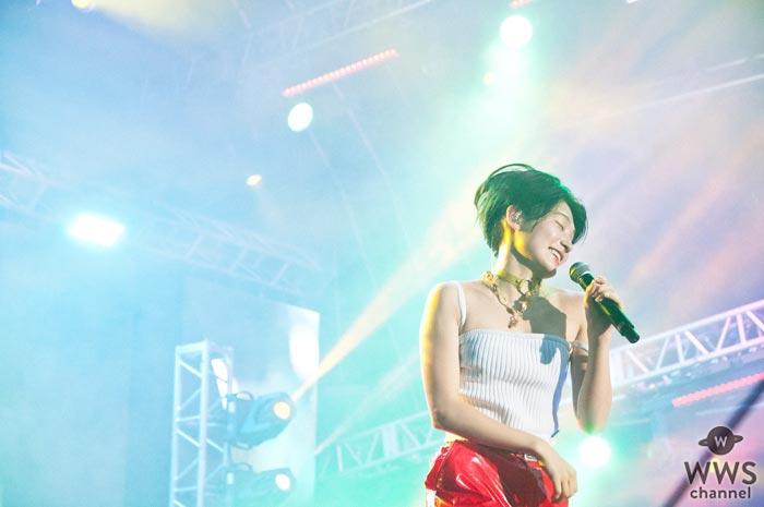水曜日のカンパネラが香港最大級のフェス『Clockenflap』に登場!イマジネーションを越えた演出で魅せる!