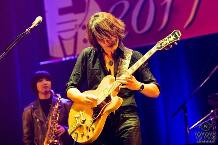 GLAY TAKUROのソロライブが大阪を皮切りにスタート!甘くもエッジの効いたサウンドで魅了!