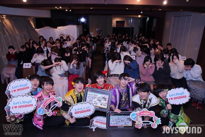 祭nine.が地元名古屋で十八番やキレッキレのダンスを披露!『歌って踊る祭nine.のカラオケ祭り』開催!