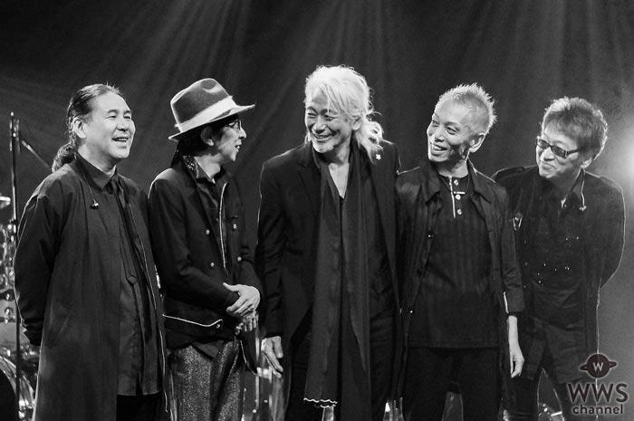 日本が世界に誇るロックバンド・安全地帯の35周年アニバーサリーツアーの中から日本武道館公演の模様をWOWOWで放送決定!