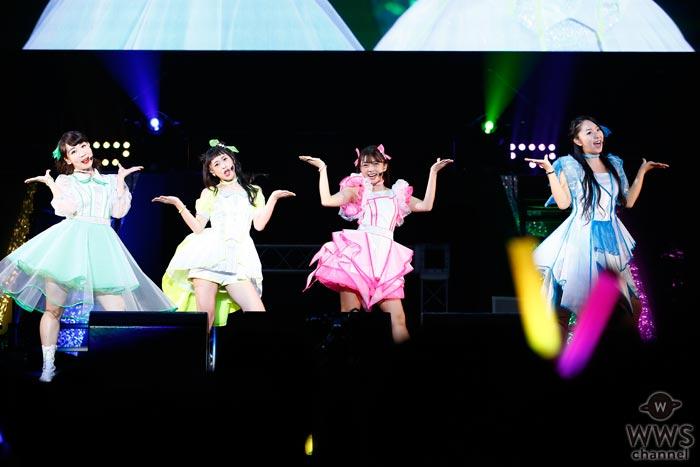ミルキィホームズが聖地・横浜でキュートな歌声とダンスを披露し『ANIMAX MUSIX 2017 YOKOHAMA』を魅了!