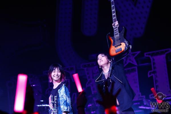 LiSAが全国ホールツアーファイナルで、シド・明希と共に新曲『ASH』を披露!2018年、アジアツアーも決定!