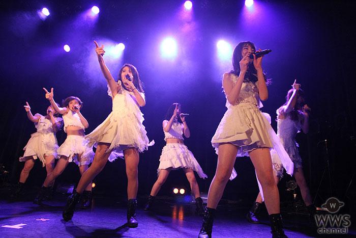 【ライブレポート】東京パフォーマンスドールがBiSとの2マンライブで攻撃的なパフォーマンスでTPD旋風を巻き起こす!
