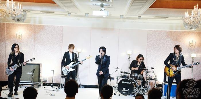 GLAYが放送3000回の『スッキリ』とコラボ企画にて初の結婚式サプライズライブを実施!新郎新婦は号泣、列席者からは大歓声!