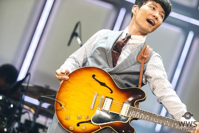 星野源が初のアリーナツアーを収録したライブ映像作品『Live Tour Continues』のジャケット写真、収録内容、オリジナル特典の詳細を解禁!