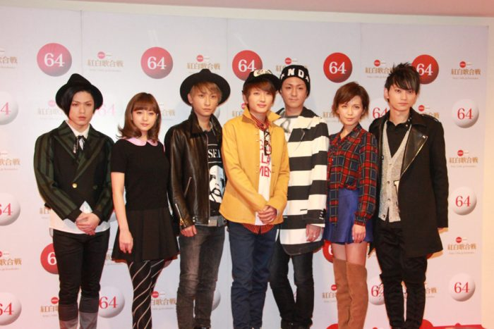 【AAA囲み会見】 第64回NHK紅白歌合戦 12月29日リハーサル @NHKホール