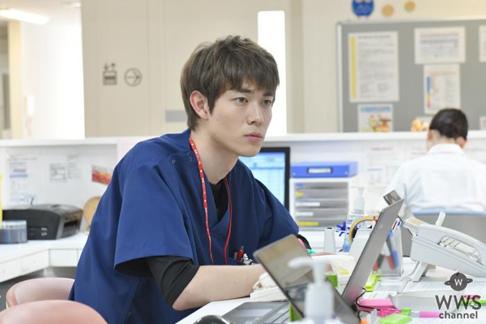 宮沢氷魚がドラマ『コウノドリ』で魅せた、ゆとり研修医の成長姿に応援の声!