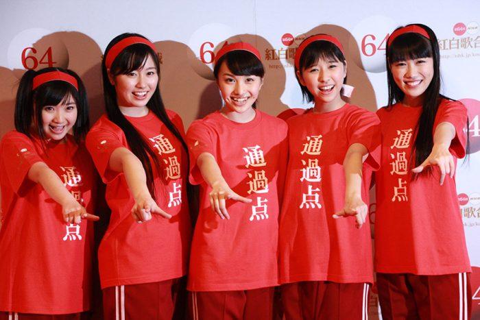 【ももいろクローバーZ囲み会見】 第64回NHK紅白歌合戦 12月29日リハーサル @NHKホール